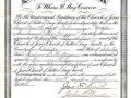 Andrew D. Mortensen - Bishop's Certificate (1)