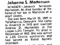 JohannaMortensenObit