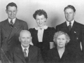 Mortensen - Ralph Andrew Nona Johanna Steven - March 1943