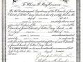 Andrew D. Mortensen - Bishop's Certificate (2)